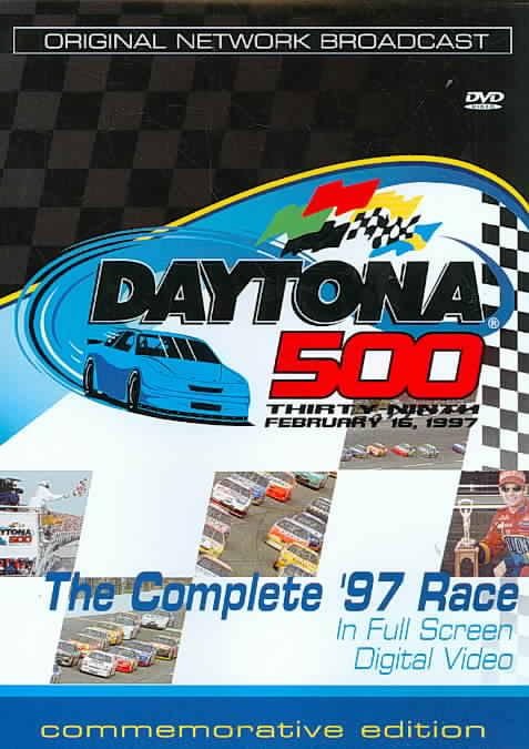 1997 DAYTONA 500 (NASCAR) (DVD)