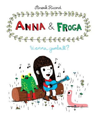 Anna and Froga By Ricard, Anouk